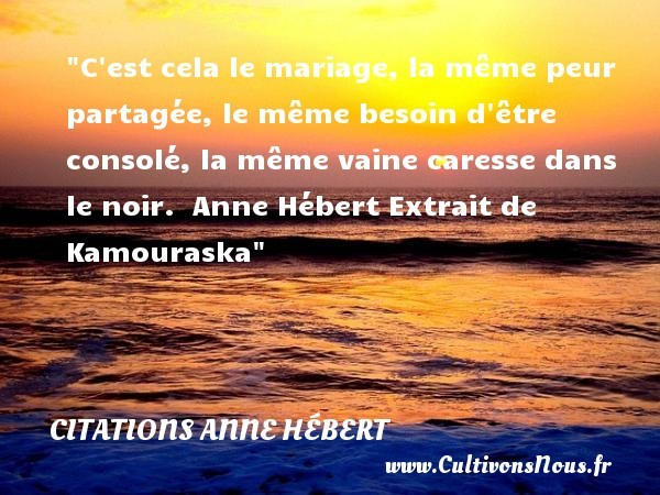 the theme in anne hebert novel kamouraska Kamouraska: a novel by anne haebert 25 feb 2009  kamouraska, by anne hébert, is another of the novels i got to read as a result of preparing for the.