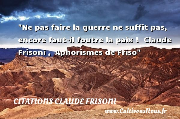 citations claude frisoni