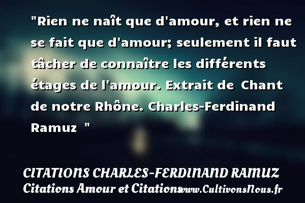 citations charles-ferdinand ramuz