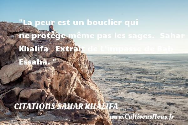 citations sahar khalifa
