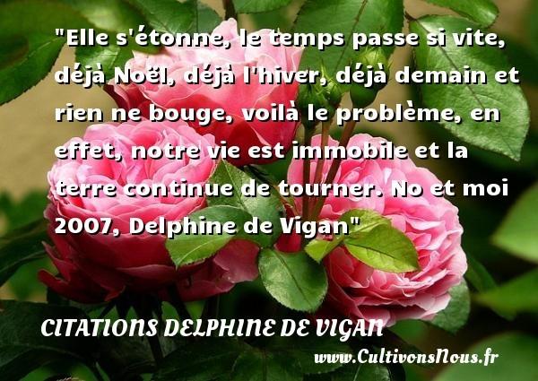 citations delphine de vigan