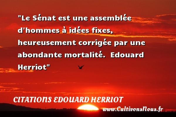 citations edouard herriot