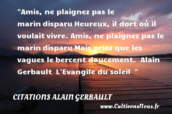 citations alain gerbault