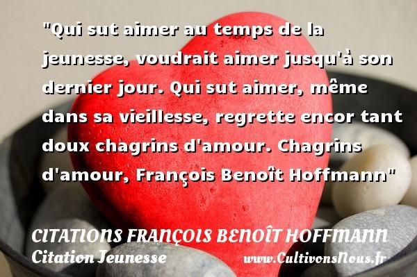 citations françois benoît hoffmann