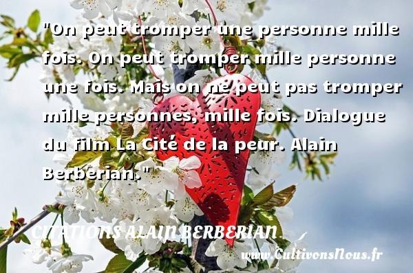 citations alain berberian