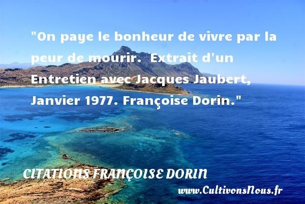 citations françoise dorin