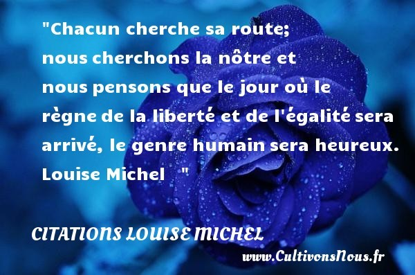 citations louise michel
