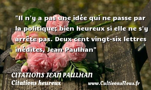 citations jean paulhan