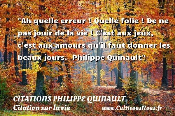 citations philippe quinault