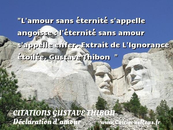 citations gustave thibon