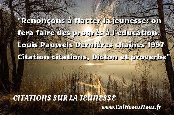 citations louis pauwels