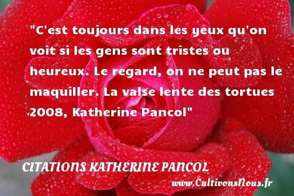 citations katherine pancol