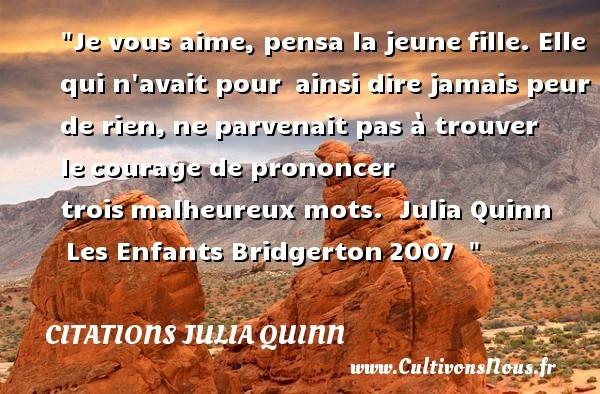 citations julia quinn