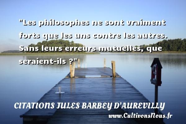 citations jules barbey d'aurevilly