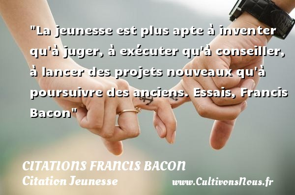 citations francis bacon