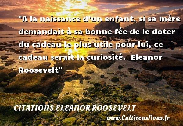 citations eleanor roosevelt