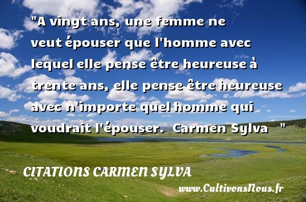 citations carmen sylva
