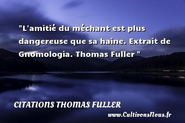 citations thomas fuller