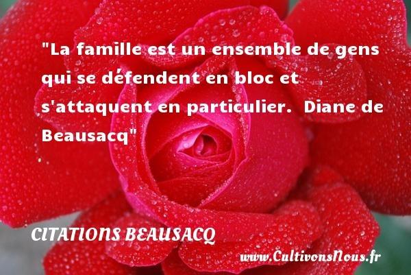 citations beausacq
