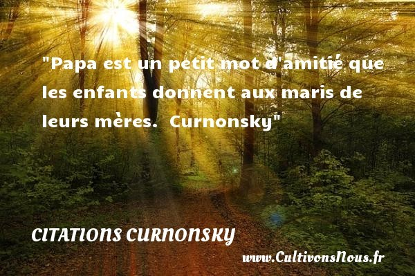 citations curnonsky