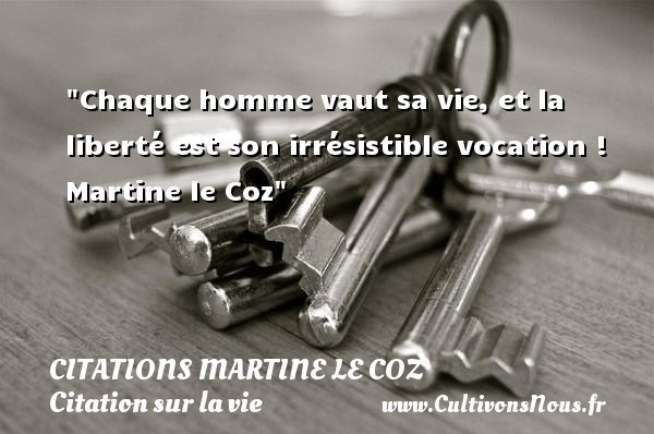 citations martine le coz