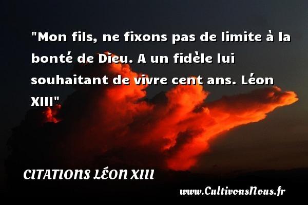 citations léon xiii