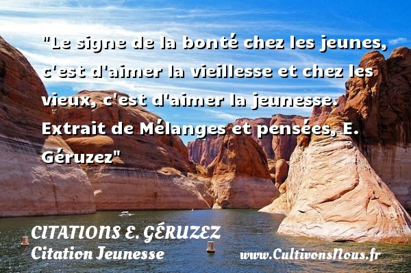 citations e. géruzez