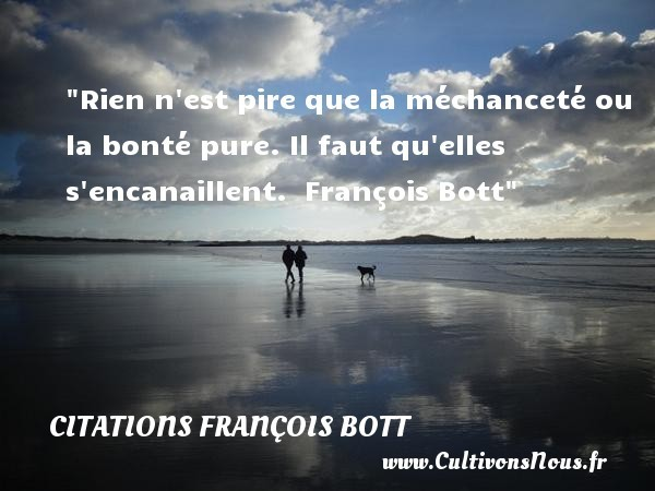 citations françois bott