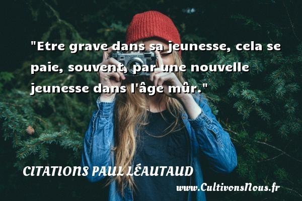 citations paul léautaud