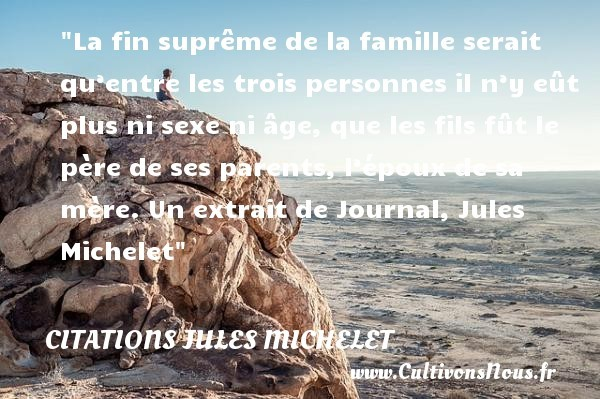 citations jules michelet