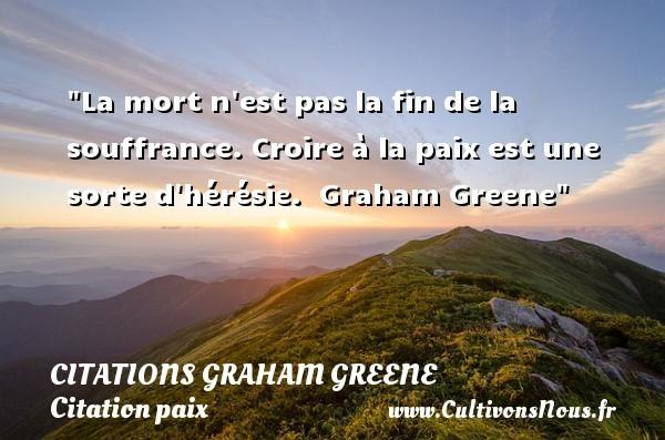 citations graham greene