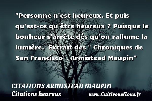 citations armistead maupin