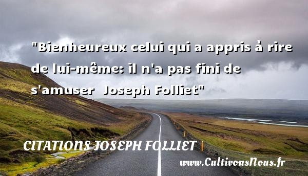citations joseph folliet