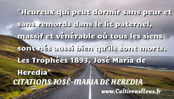 citations josé-maria de heredia
