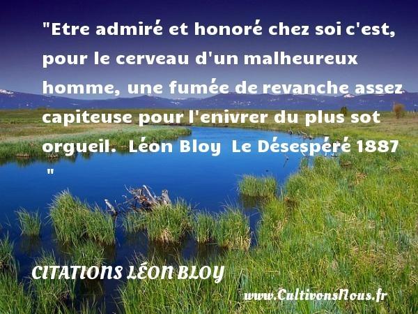 citations léon bloy
