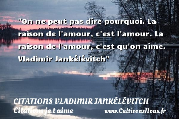 citations vladimir jankélévitch