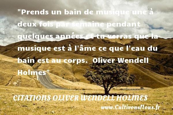 citations oliver wendell holmes