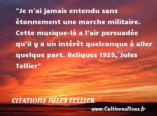 citations jules tellier