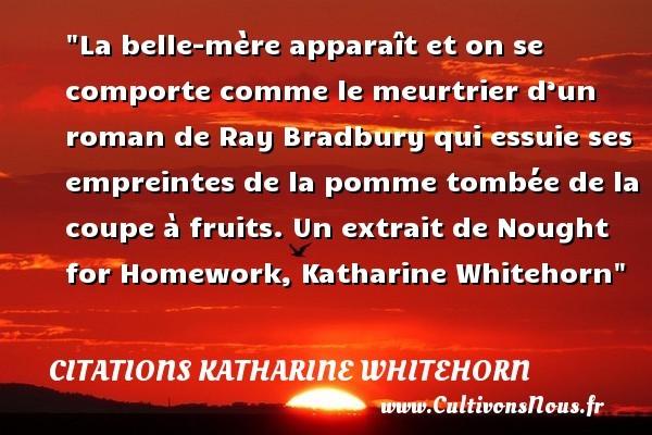 citations katharine whitehorn