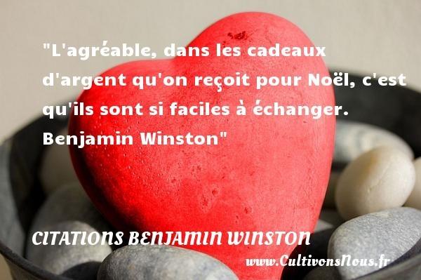 citations benjamin winston