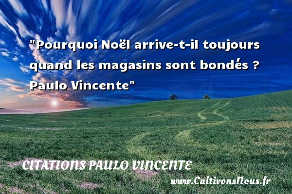 citations paulo vincente