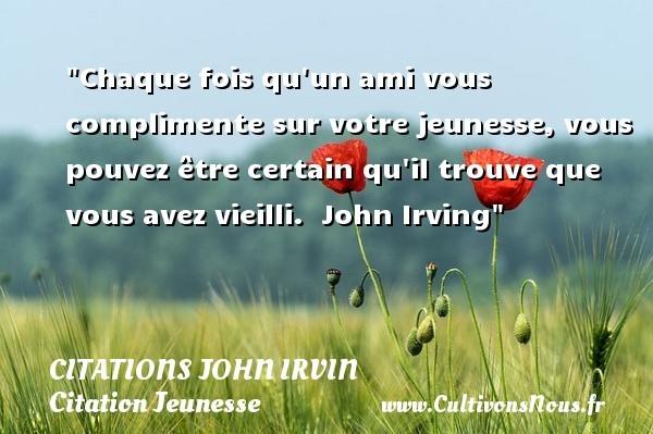 citations john irvin