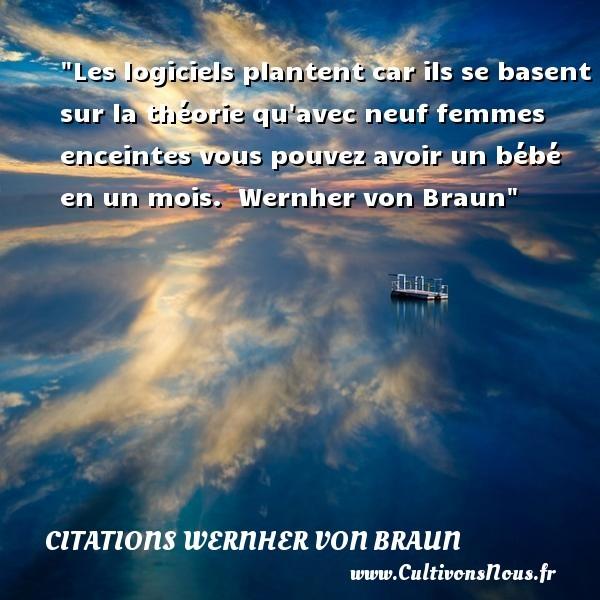citations wernher von braun