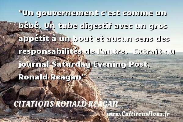 citations ronald reagan