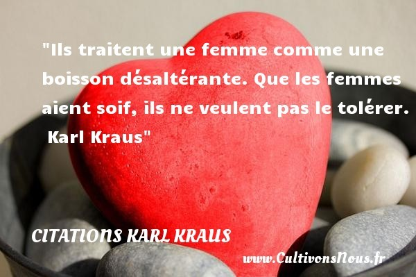 citations karl kraus
