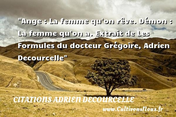 citations adrien decourcelle