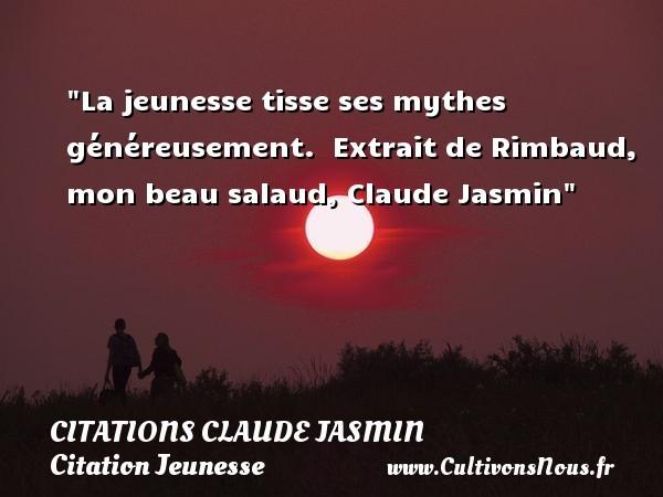 citations claude jasmin