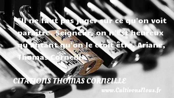 citations thomas corneille