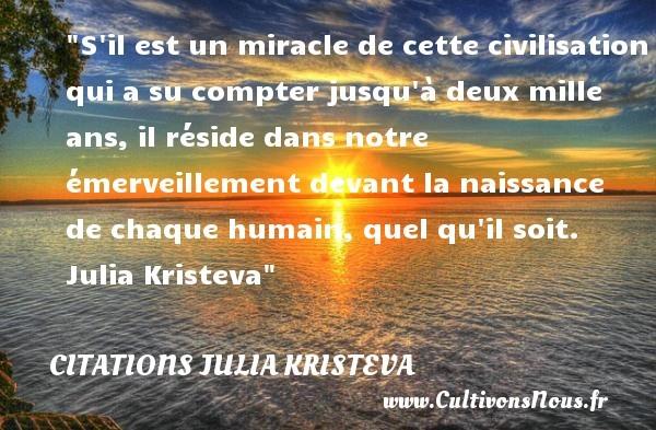 citations julia kristeva
