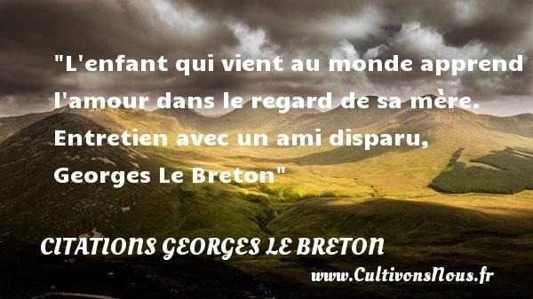 citations georges le breton